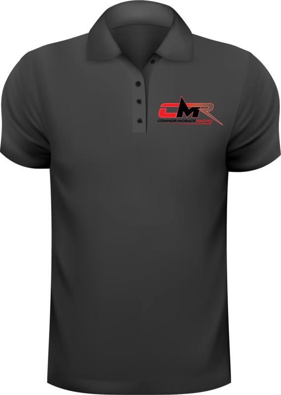 Connor Mosack Embroidered Polo Shirt