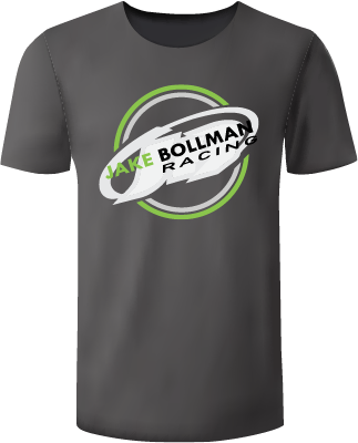 Jake Bollman Circle Logo Shirt