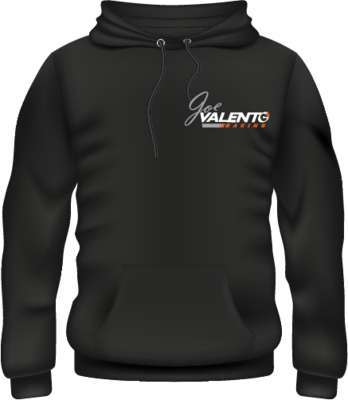 Joe Valento Embroidered Hoodie