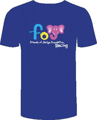Friends of Jaclyn Racing T-Shirt