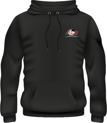 Race Face Embroidered Hoodie