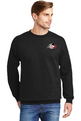 Race Face Crewneck Sweatshirt
