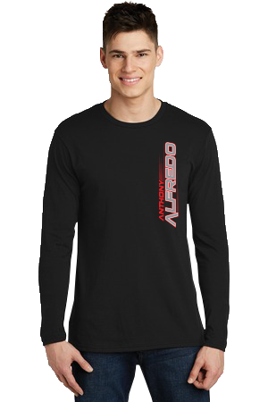Anthony Alfredo Long Sleeve T-Shirt