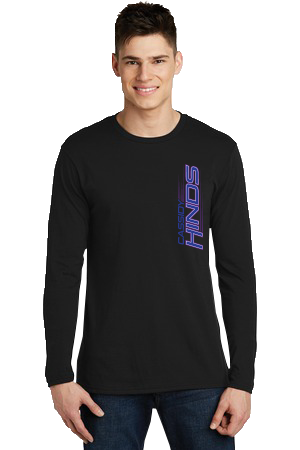 Cassidy Hinds Long Sleeve T-Shirt