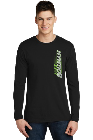 Jake Bollman Long Sleeve T-Shirt