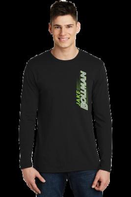 Jake Bollman Long Sleeve T-Shirt