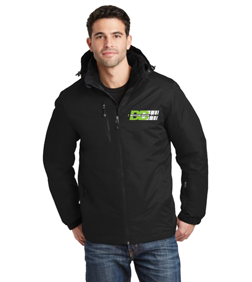 Bryce Bezanson Vortex Waterproof 3-in-1 Jacket