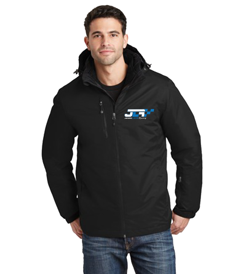 Jesse Love Vortex Waterproof 3-in-1 Jacket