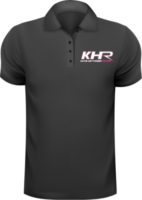 Katie Hettinger Embroidered Polo Shirt