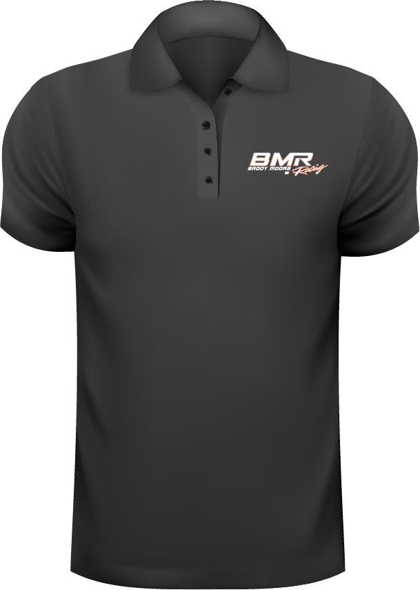 Brody Moore Embroidered Polo Shirt