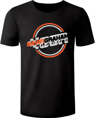 Gavin Graham Circle Logo Shirt