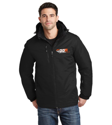 Gavin Graham Vortex Waterproof 3-in-1 Jacket