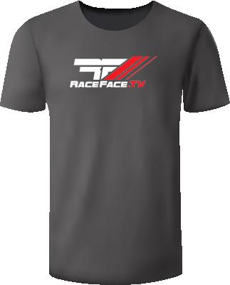 Race Face TV T-Shirt