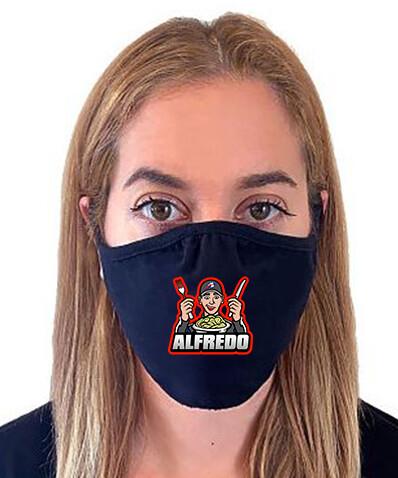 Anthony Alfredo Fast Pasta Mask