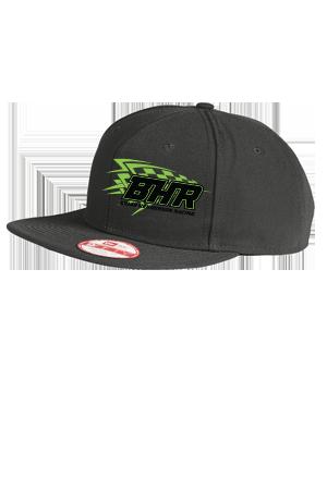 Brian Henderson Logo Flat Bill Hat
