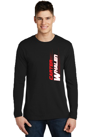 Carter Whalen Long Sleeve T-Shirt