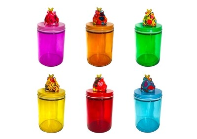 Glass Jar Freddy