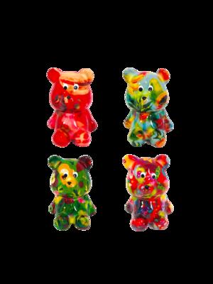 Bear Fridge Magnets - Set of 4