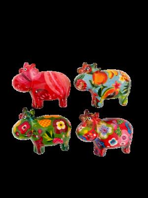Cow Fridge Magnets - Set of 4