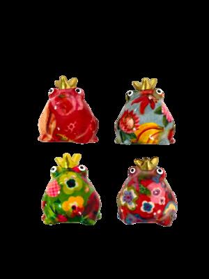 Frog Fridge Magnets - Set of 4