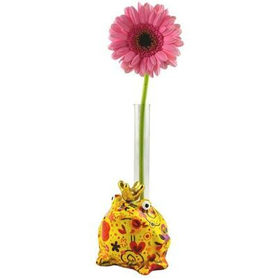 Freddy single flower vase
