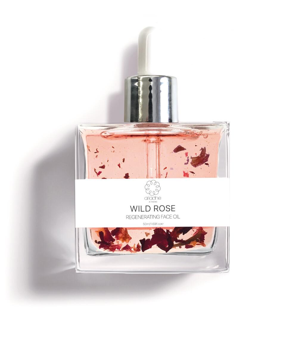 Wild rose öljy