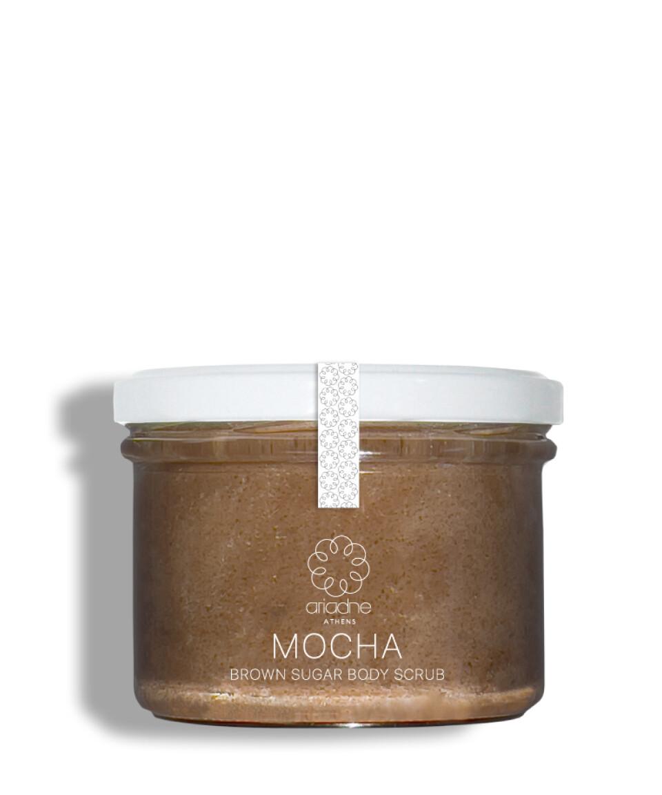 Mocha Brown sugar scrub