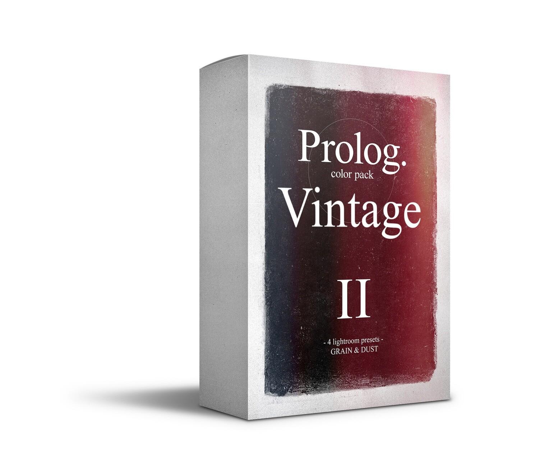 Prolog Vintage Pack