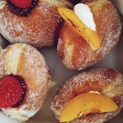 vegan doughnut box