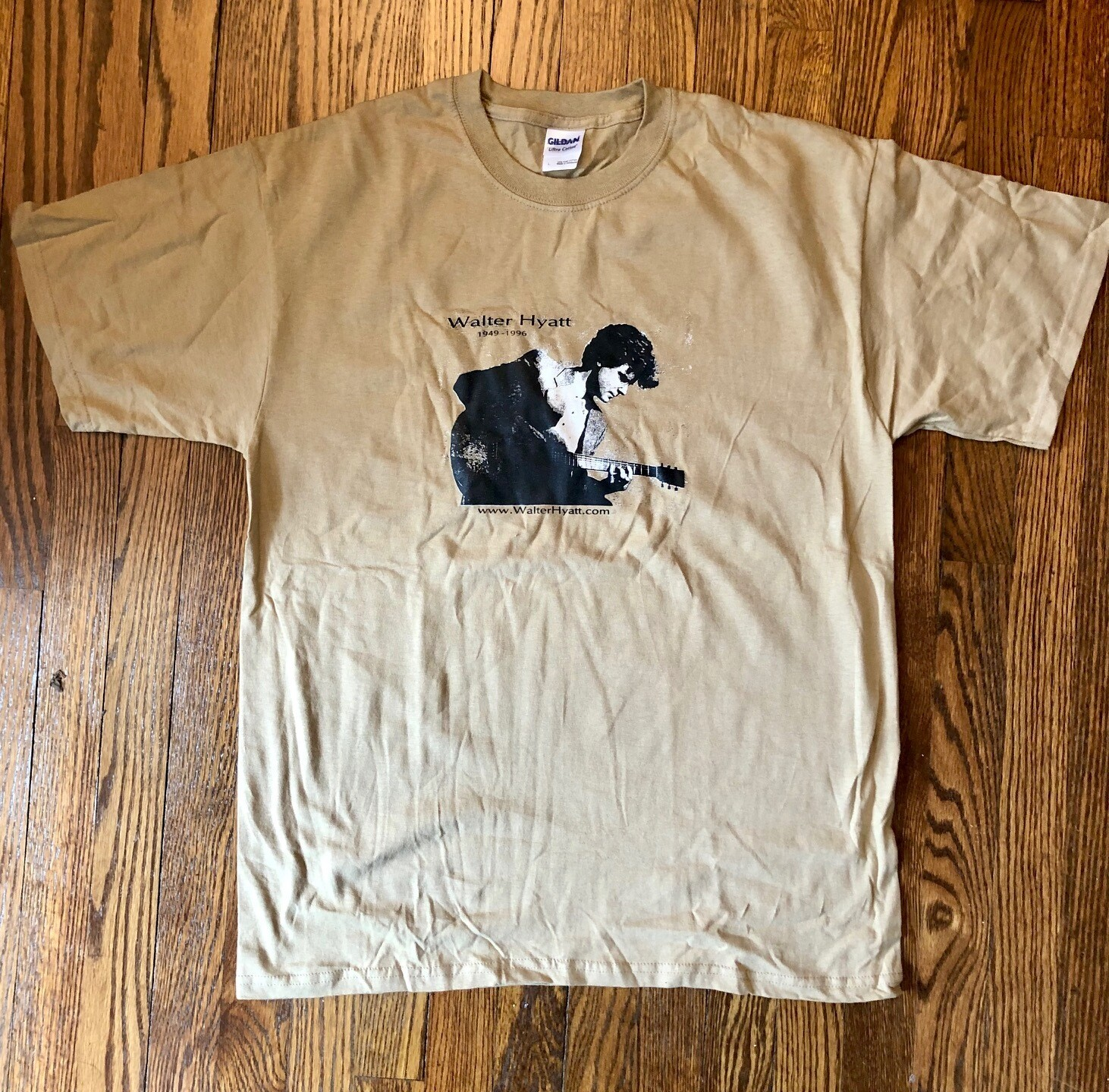 Brown Unfinished Business Tee