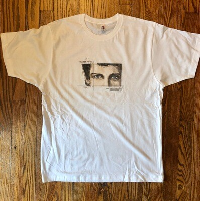 White Unfinished Business Vol 2 Tee