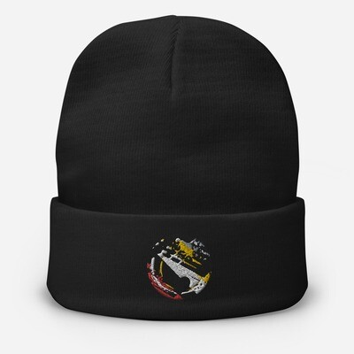 Fruit of Knowledge Beanie (Embroidered)