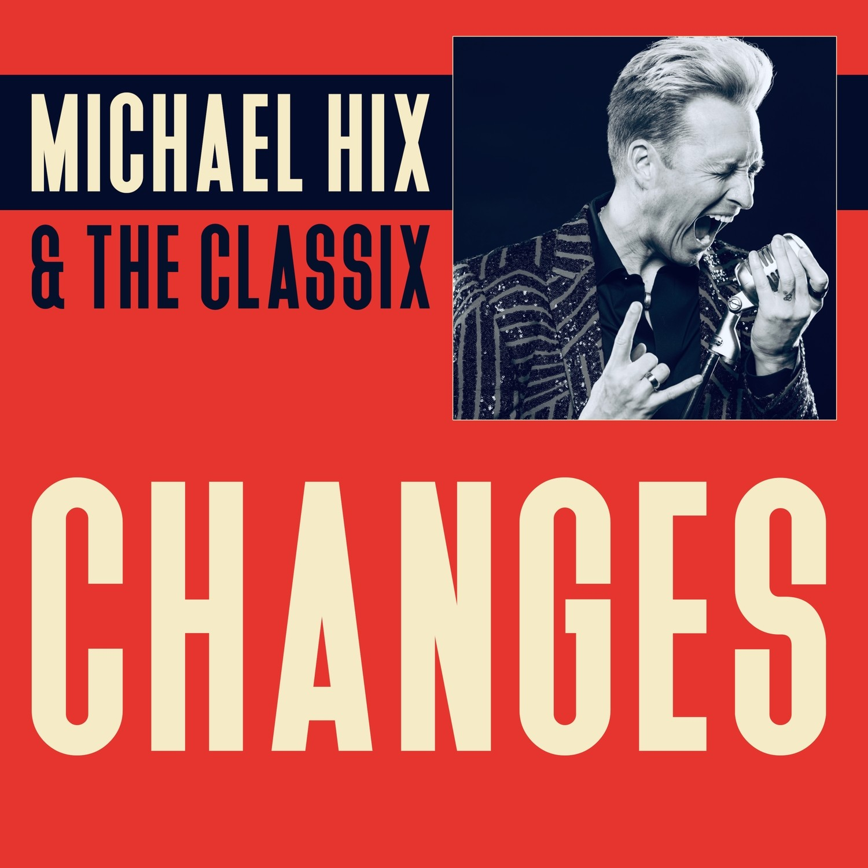 SIGNED Michael Hix CHANGES EP