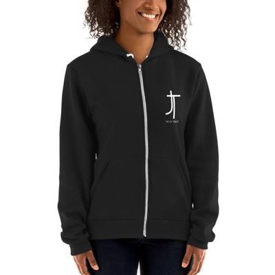 Joy Thieves unisex zip hoodie