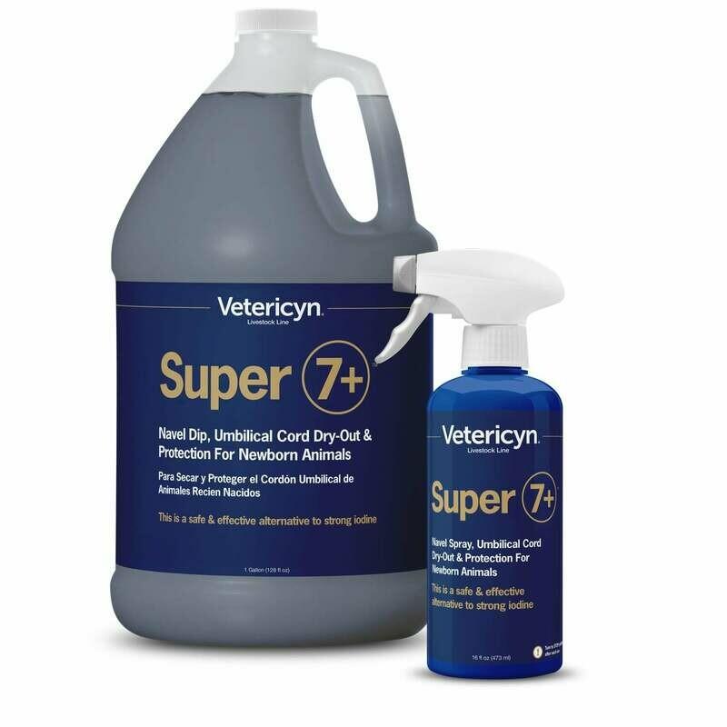 Vetericyn Super 7+ Strong Iodine Alternative