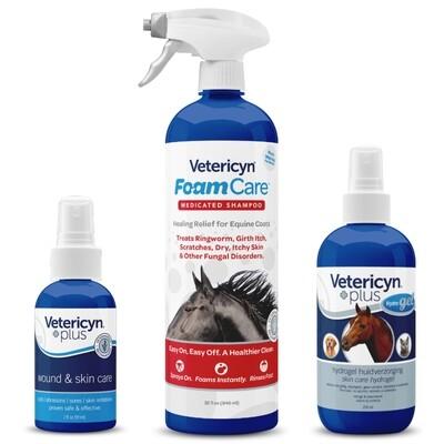 Vetericyn Herstellen & Voorkomen Paard
