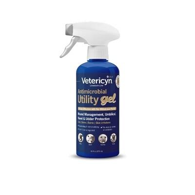 Vetericyn Antimicrobial Utility Gel Spray