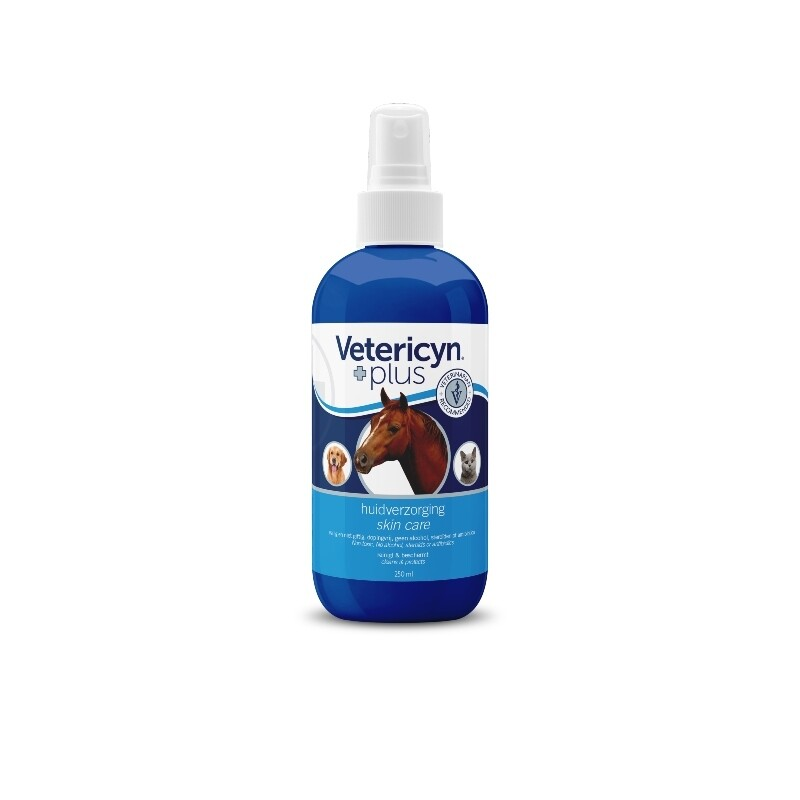 Vetericyn Plus Antimicrobial All Animal Wound and Skin Care