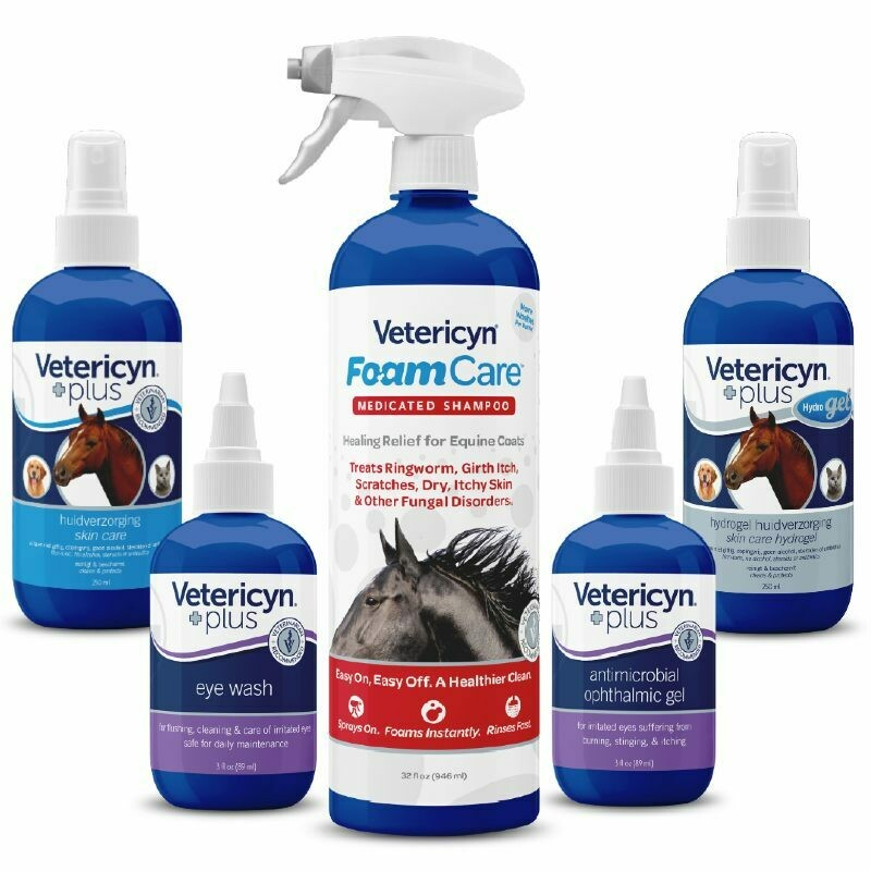 Vetericyn EHBO Paard
