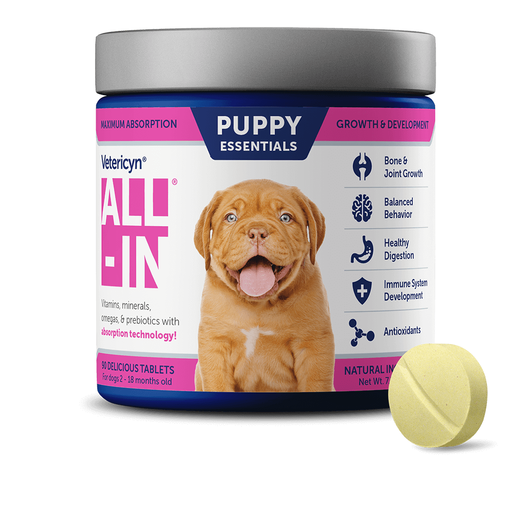 Vetericyn ALL-IN Puppy Dog Supplement