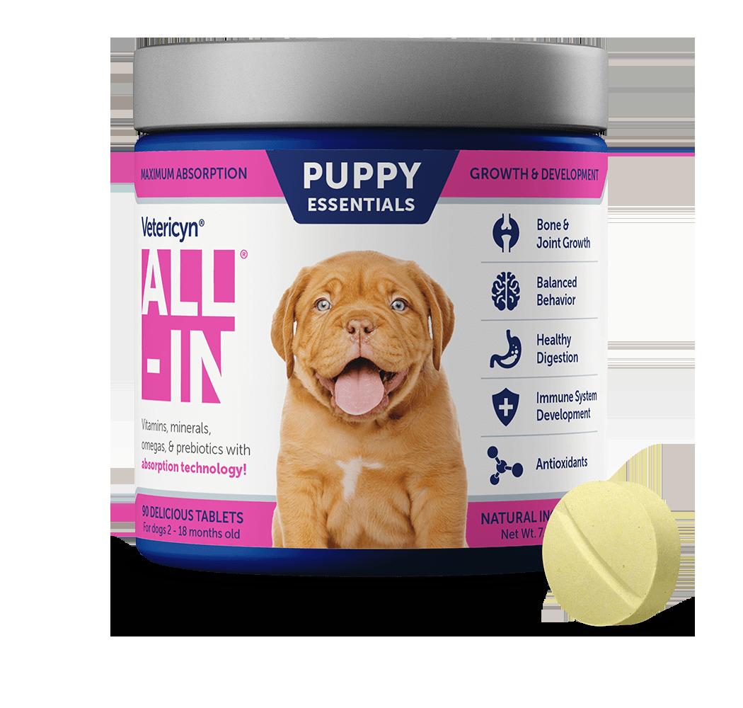Vetericyn ALL-IN Puppy Hondensupplementen