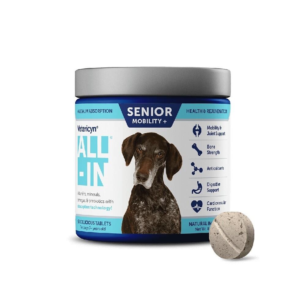 Vetericyn ALL-IN Senior Hondensupplementen