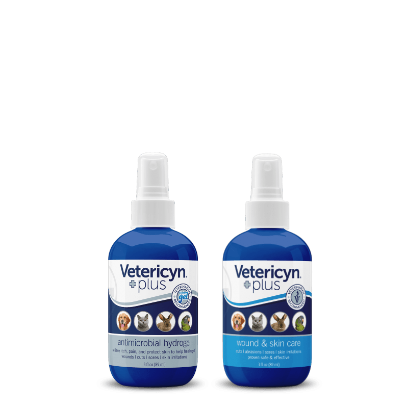 Vetericyn Plus Kleine Dieren Combo-spray
