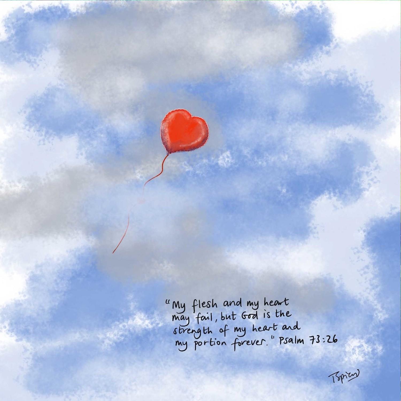 Lost balloon