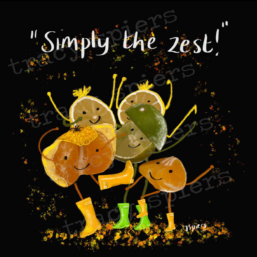 Simply the zest