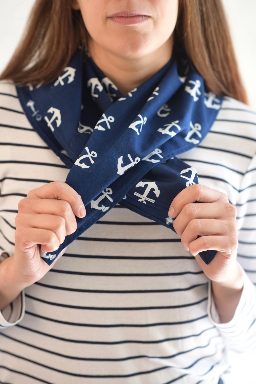 Klasický šátek