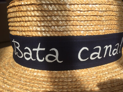Panama klobouk & Stuha
