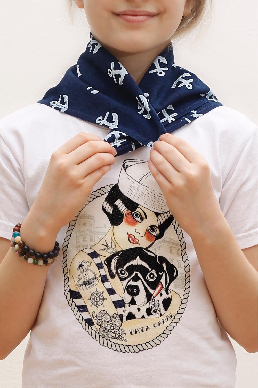 Šátek Kotvička