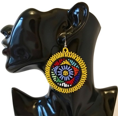 African Earrings Collection