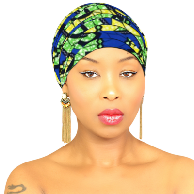 African Head Wraps - Mama Africa